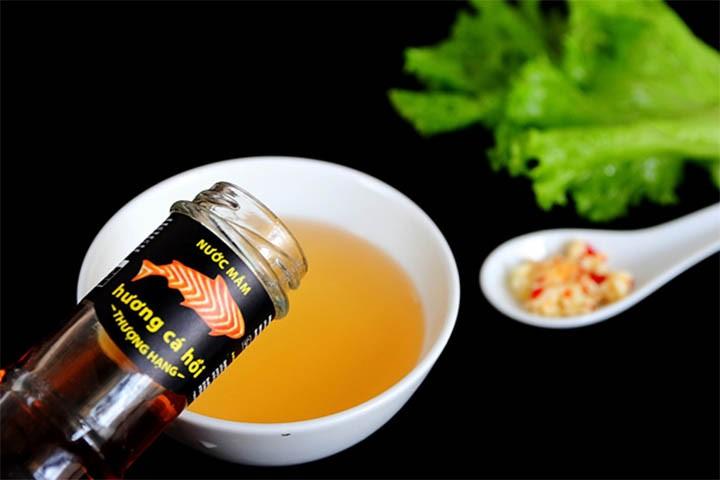 Nước mắm CHIN-SU Nam Ngư được sản xuất như thế nào?