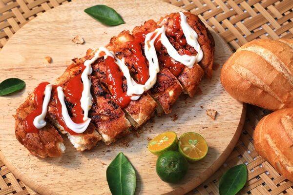 ác món ăn vặt siêu hấp dẫn với CHIN-SU Tương ớt
