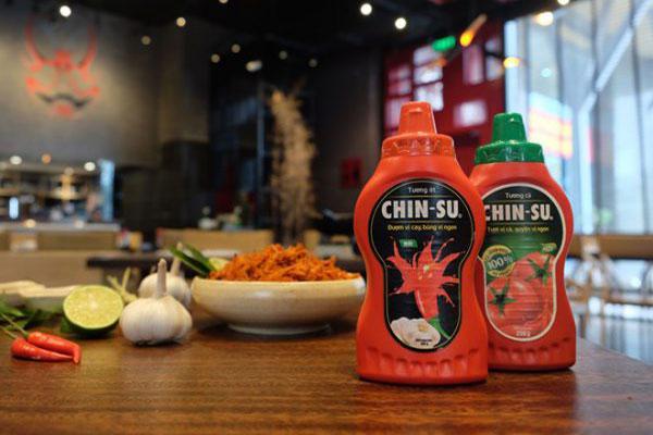 Tương ớt Chin-Su cân hết mọi món ăn ngon
