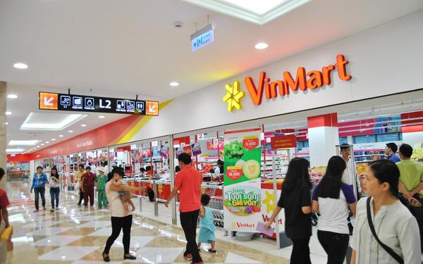 Bên trong VinMart+ với mô hình kết hợp Techcombank và Phúc Long