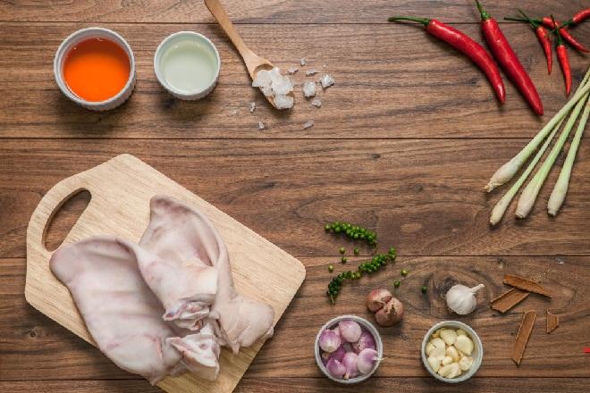 Cách làm thịt heo ngâm nước mắm Chin-Su: thơm ngon, lạ miệng