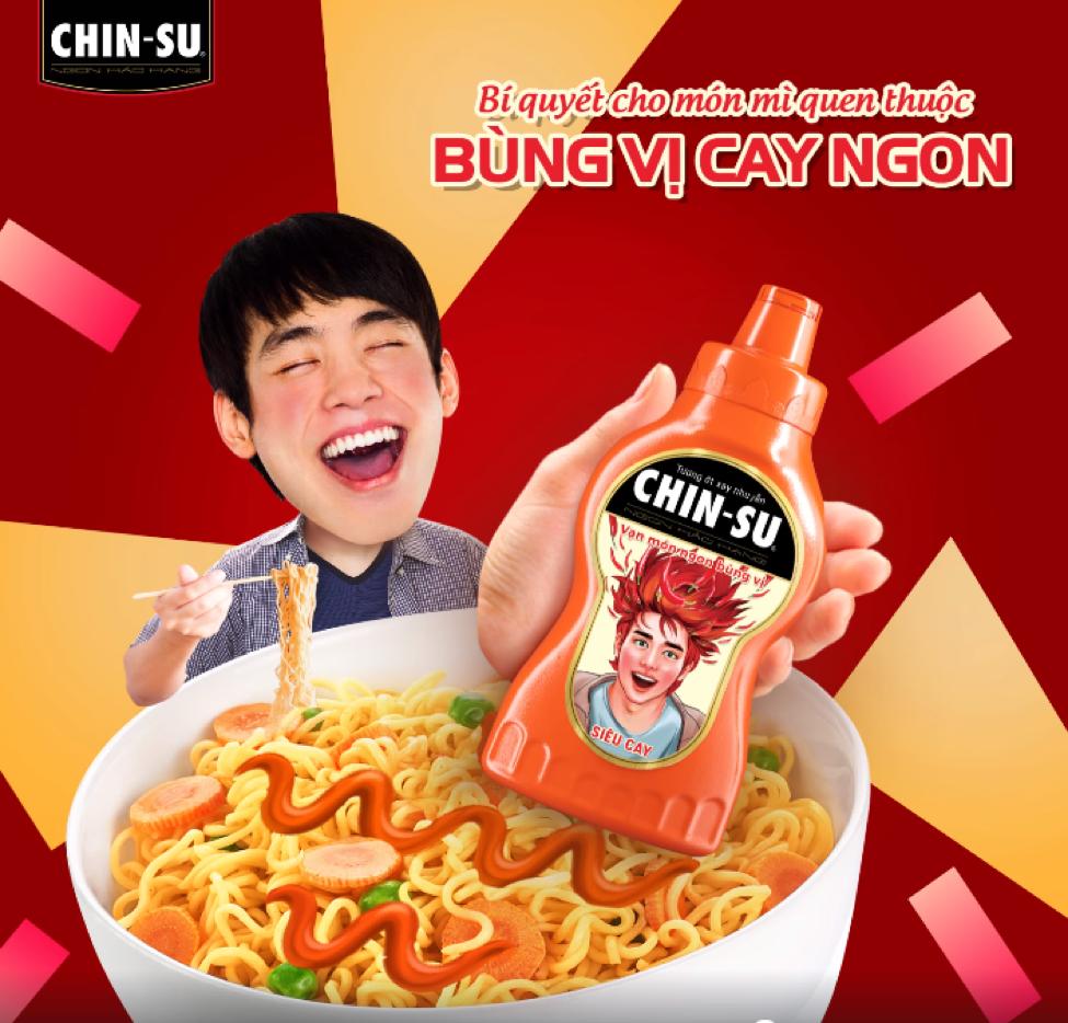 Top 8 thắc mắc của người sành ăn về tương ớt Chin-Su