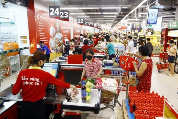 VinMart tặng cho khách hàng gói bảo hiểm 'Khỏe mạnh trong mùa dịch'